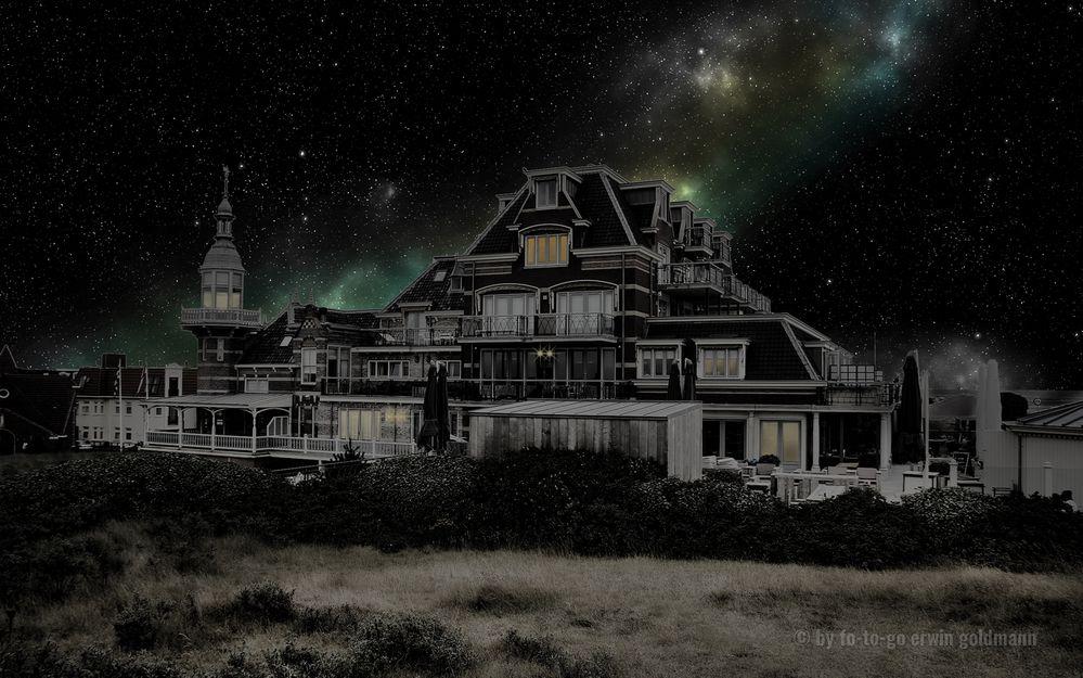 Sternenhimmel in Domburg