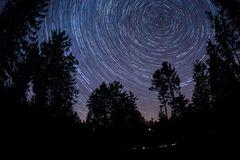 Sternenspuren Kleiner Feldberg Nov 2020