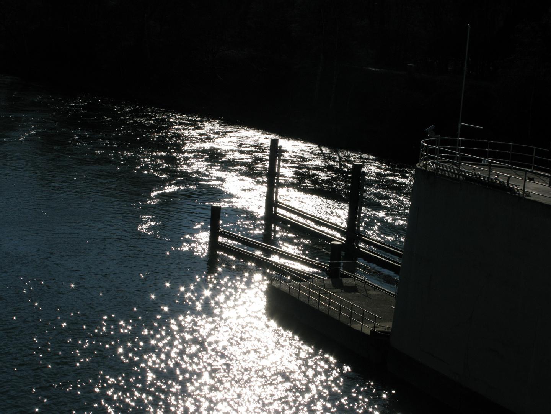 Sternenzauber auf Wasser