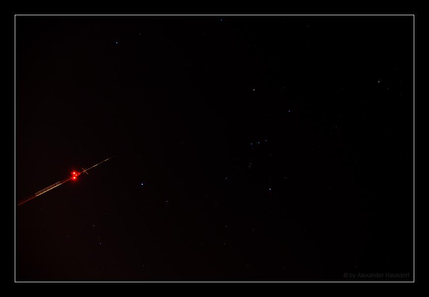 Sternenzeiger ->Orion