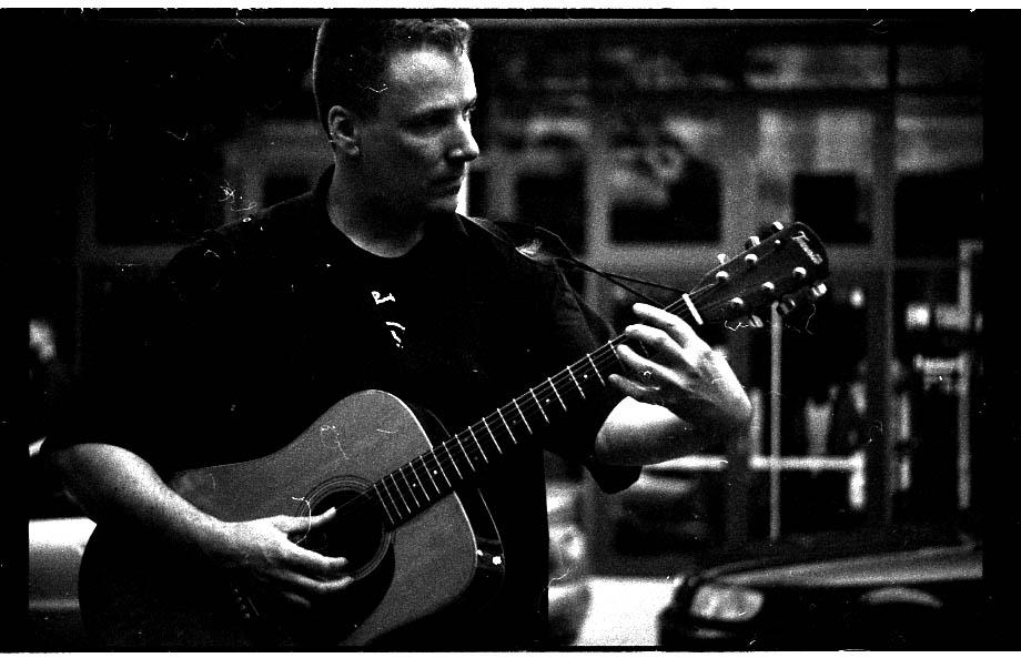 Sternschanze Hamburch - Straßenmusiker