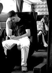 ....stesso treno, stessa gente,,,,