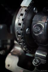 Steuerkette eines BMW M3 Motor