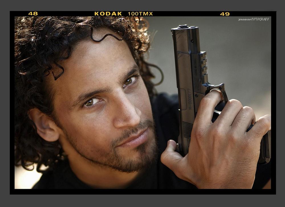 STEVEN DASZ - Head shoot - 2007