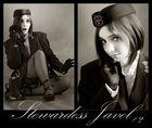 Stewardess Javel