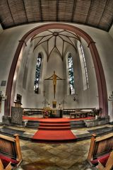 St.Gertraud Würzburg
