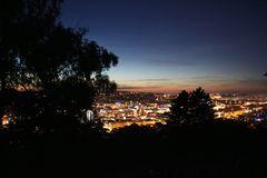 Stgt Panorama bei Nacht
