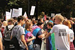 Stgt Vielfalt gegen RECHTS Queer 14-09-18