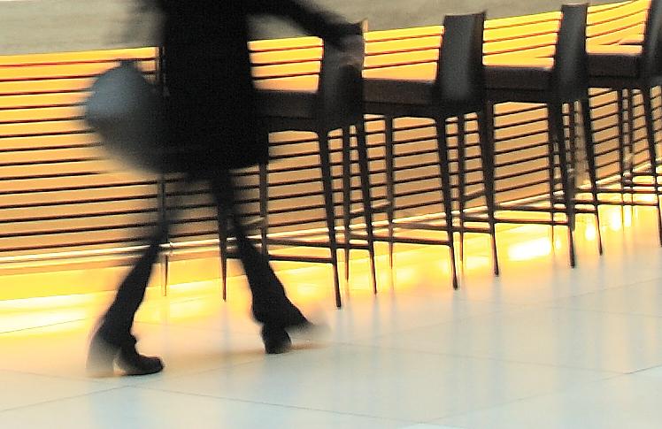 Stiefel und Stühle