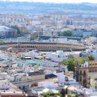 Stierkampfarena-Sevilla