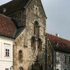 Stift Heiligenkreuz: Fassade der Stiftskirche