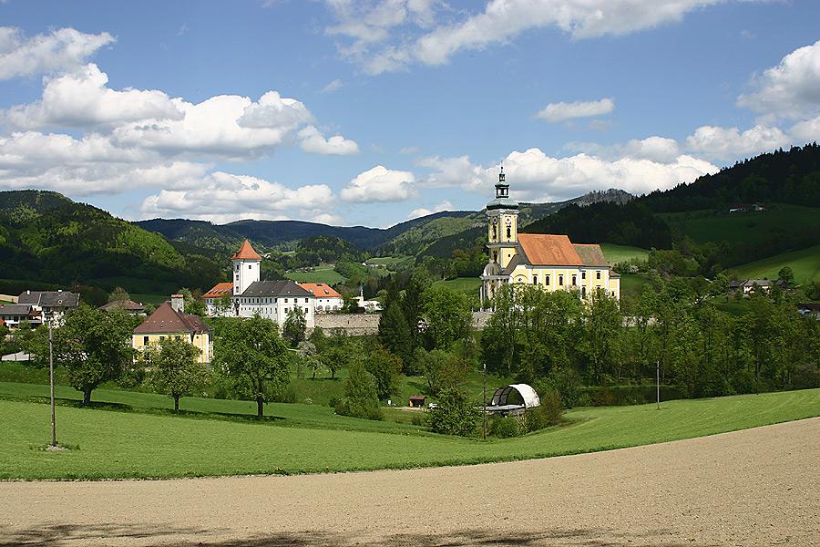 Stift Waldhausen im Strudengau