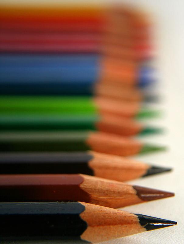 Stifte No.1