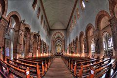 Stiftsbasilika St.Peter und Alexander / Aschaffenburg