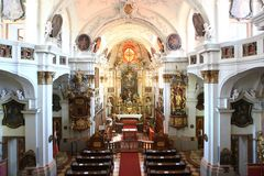 Stiftskirche Dürnstein II
