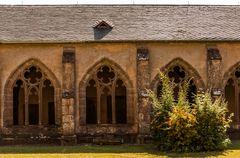 Stiftskirche Kyllburg - der Kreuzgang