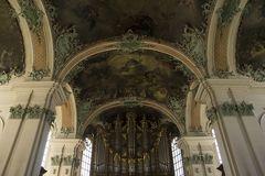 Stiftskirche - Orgel