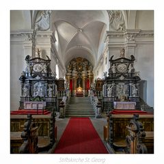 """Stiftskirche St. Georg ( Goslar ) """" Gott zu Gefallen..."""""""