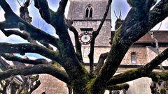 Stiftskirche und Kloster von St-Ursanne