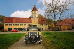 Stilecht das Romantikhotel in Bayern
