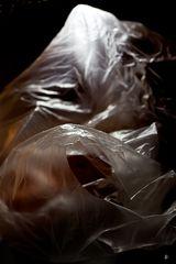 still life with bag