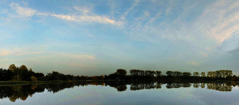 still ruht der (Diek-)See