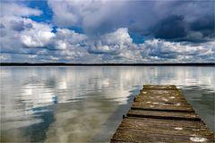 Still ruht der See...