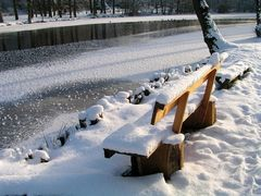 Still ruht der See und niemand ruht sich aus:-(((