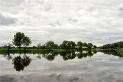 Still ruht die Weser...