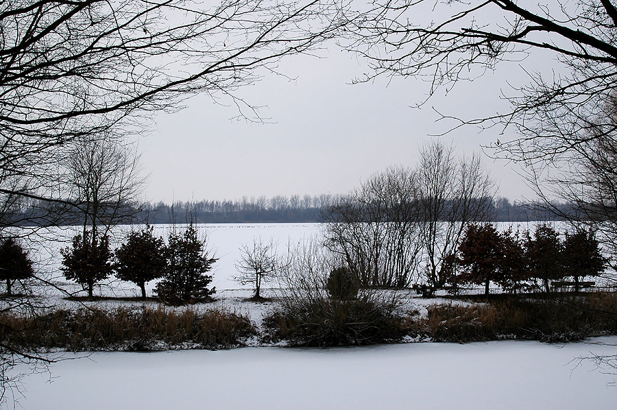 Stille am Bültener See