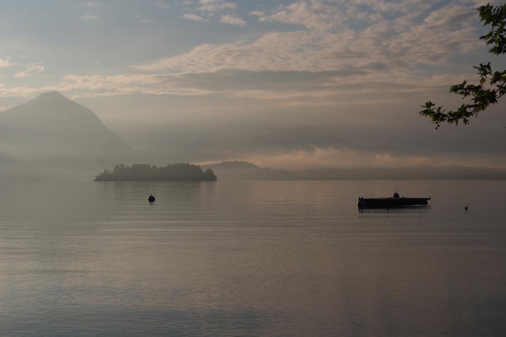 Stille am Lago Maggiore