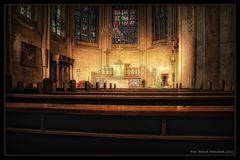 Stille Andacht in der Martinikerk Venlo ....