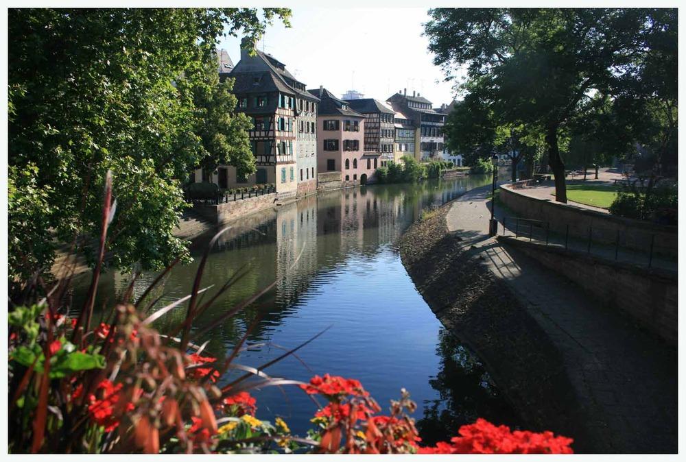 Stille Ecken in Strasbourg
