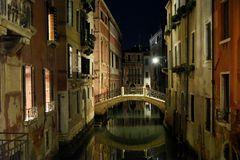 Stille Gassen  Venedig 3.11 . 2020
