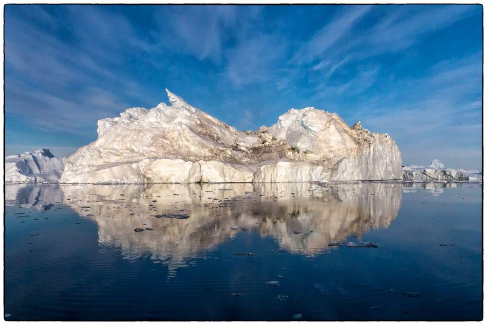 Stille im Eismeer