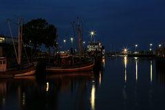 Stille im Hafen