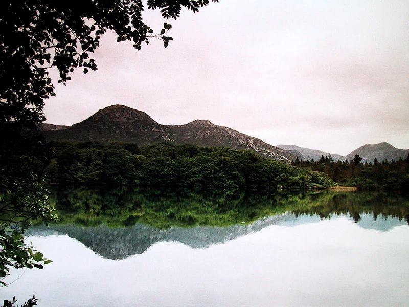 Stille in Irland ...