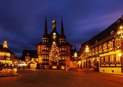 Stille Nacht in Wernigerode!