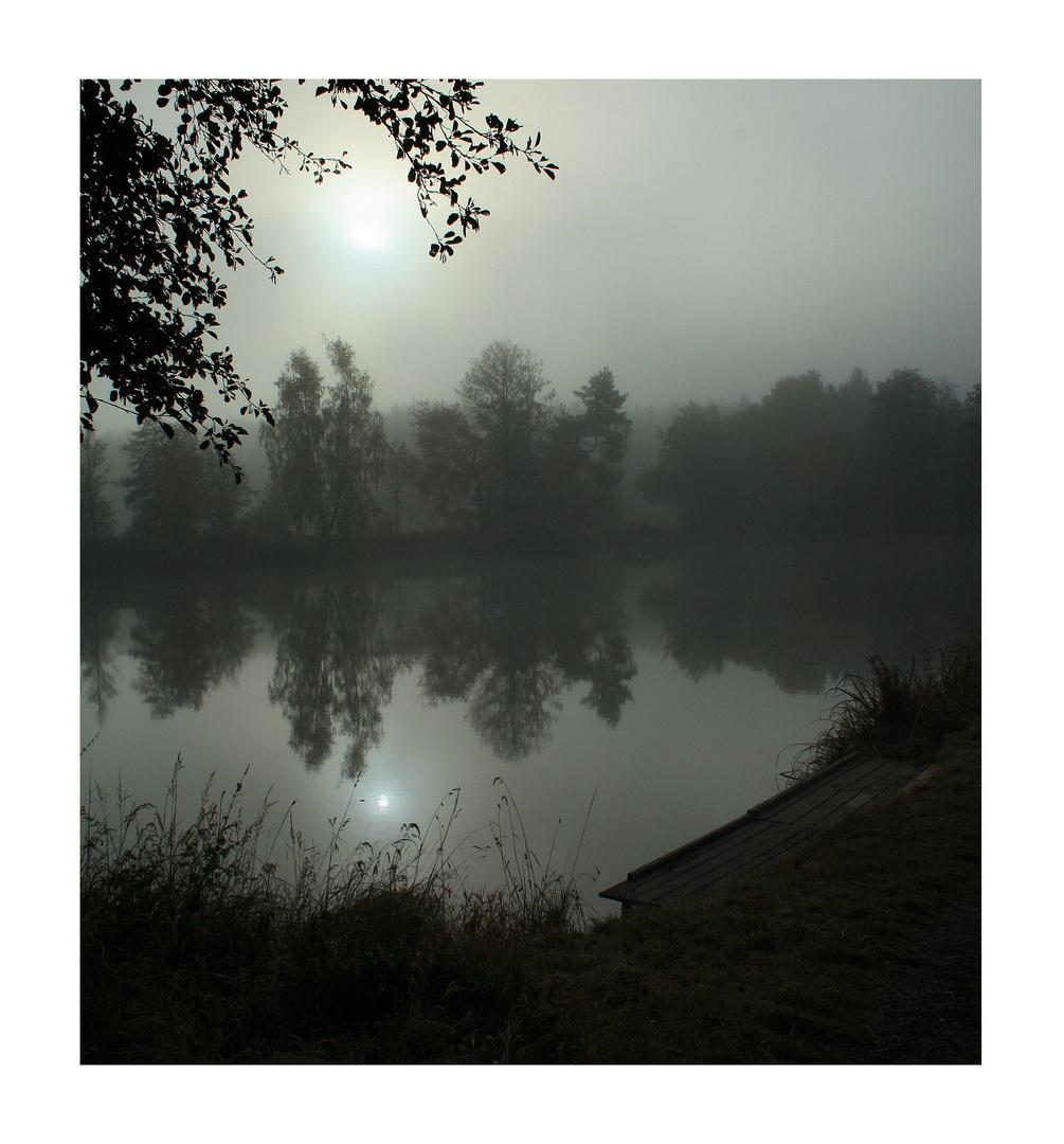 Stille Wasser sind ...