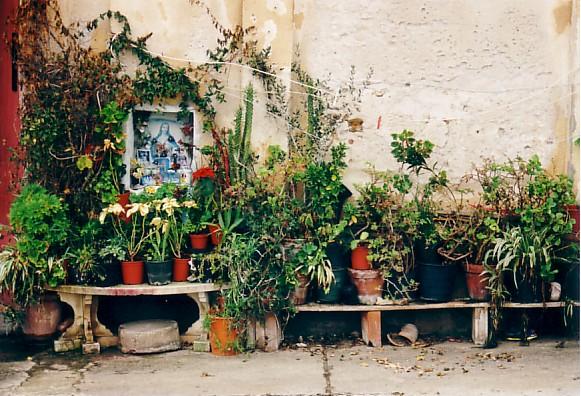 Stilleben in Pizzo, Kalabrien