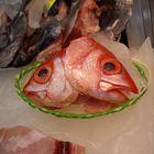 Stilleben mit Fischen
