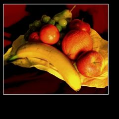 Stilleben mit Vitaminen - Still-life with vitamins