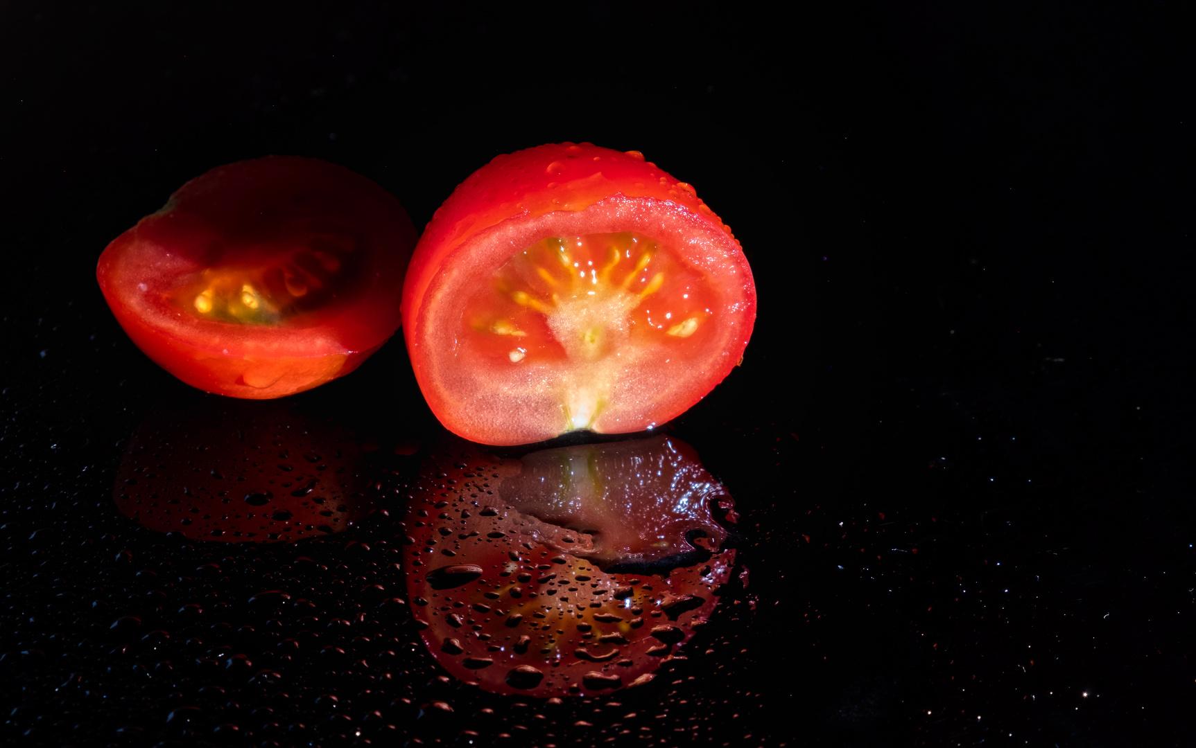 Stilleben-Tomate 2