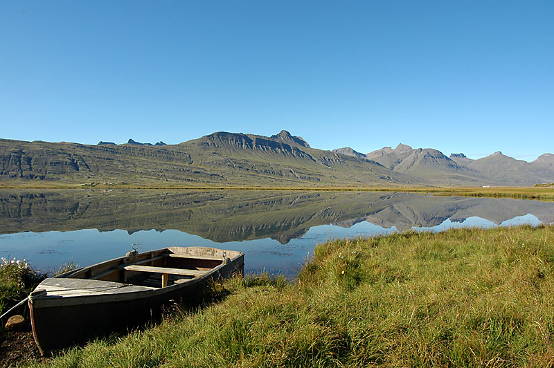 Stiller Bergsee
