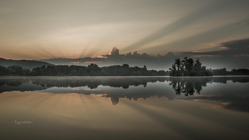Stiller Morgen