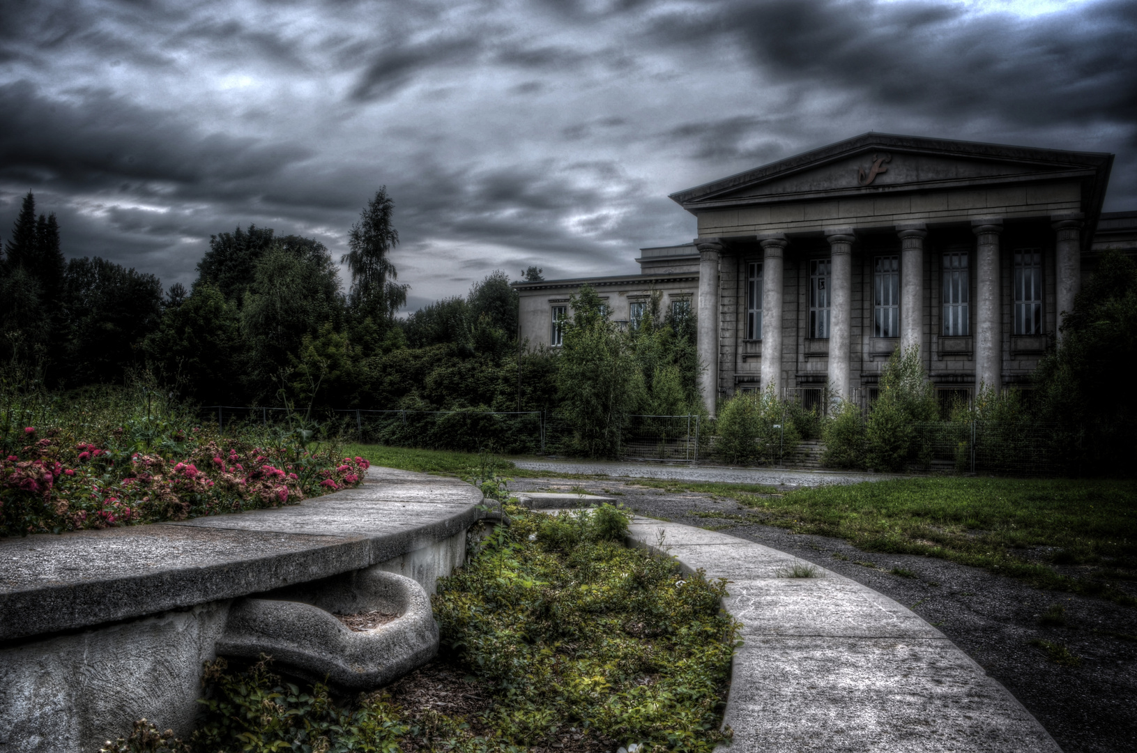 Stiller Palast