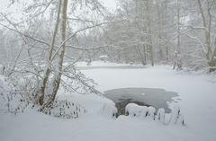 Stiller Wintertag