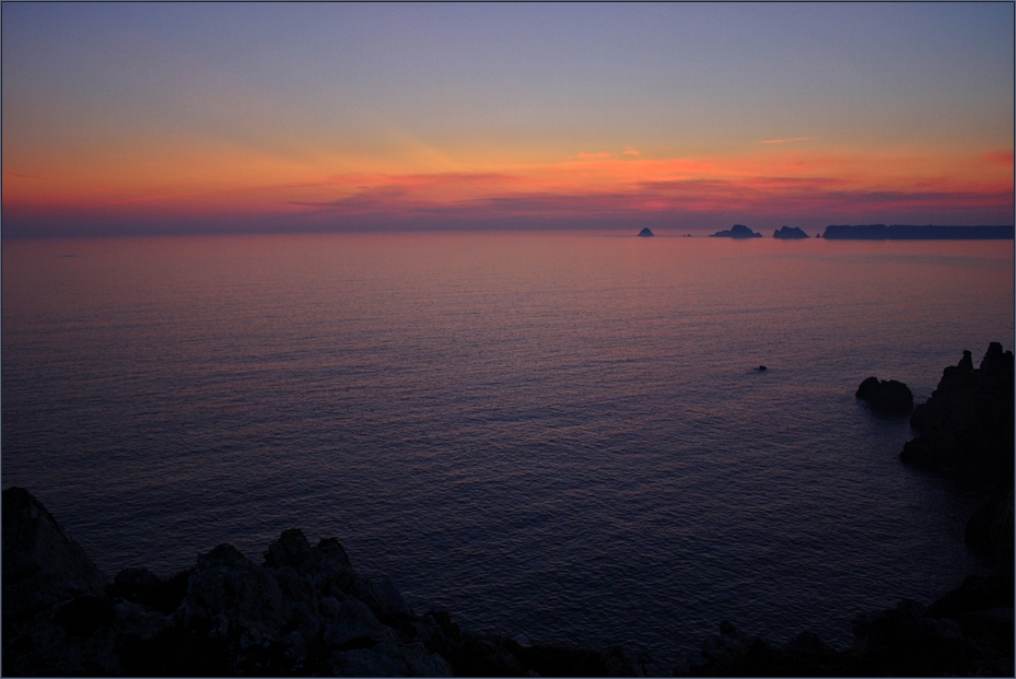 Stilles Meer ...