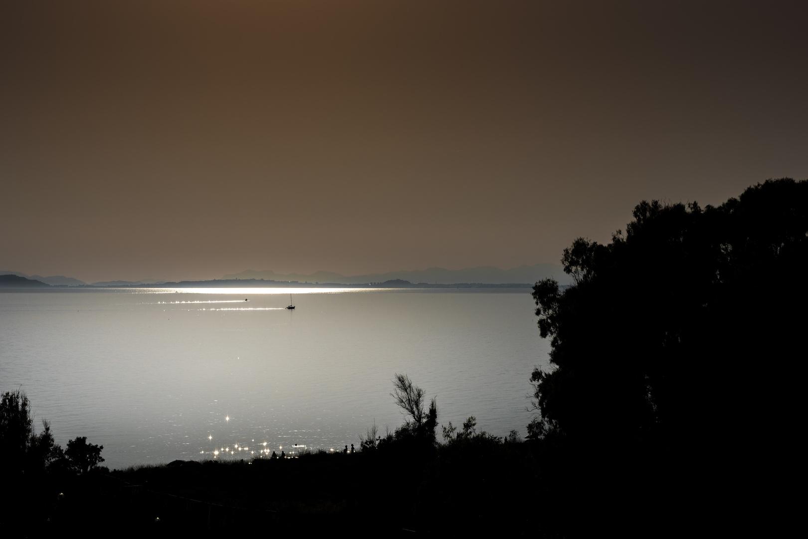 Stilles Sardinien