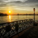 Stilles Venedig - Morninglight  -